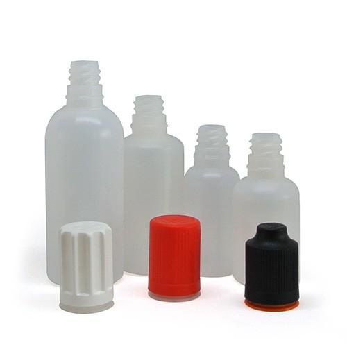 15/20/30/50 ml kit with PE flacon